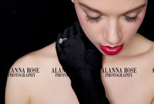 My Make Up Artist / Leigh Whitehead, Head Makeup Artist for Alanna Rose Photography. Custom Professional Makeup for Senior Photo Sessions.