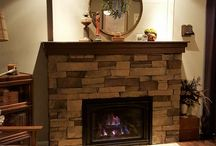 gas insert / Installations by Great American Fireplace
