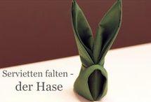 Osterhase Vorlage / Schöne Vorlagen für Osterdeko und selbstgebastelte Osterhasen - von Servietten bis Textildruck.