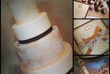 Wedding Cake...a Milano! / Wedding Open Day a Milano...meravigliosa cornice...Chateau Monfort