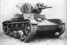 Light tank T-26 / Czołg lekki T-26