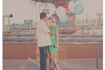 Galveston Engagements / Here are some of the lovely engagements which took place on the lovely vintage island of Galveston