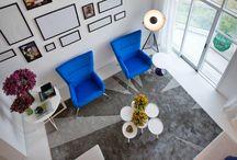 Super studio / Projeto by Fernanda Marques