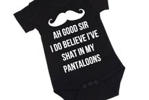 Baby stuff / The cutest onesies, DIYs & toys you'll ever find, and more