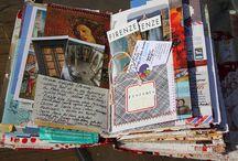 Journals / by Hilary Motta