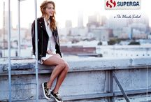 SUPERGA X BLONDE SALAD