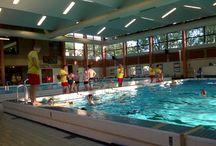 haagsche zwembaden / Zwembaden in Den Haag - toen en nu