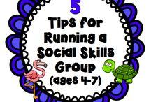 Group Speech Therapy- Kindergarten