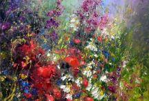 námety kvety