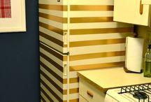 Apartment Ideas! / by Rebecka Guarino