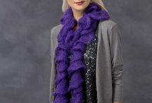 scarves -shawls-cowls / by Maxine  (Tayek) Johnson