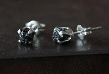 baby proof earrings / by Jahnavi V