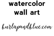 Wall Art Ideas / Wall art & canvas art DIYs & tutorials for your home