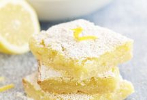 Baking and desserts / by Aletha Brim