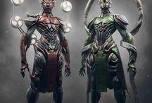 Priest/Cleric/Warlock