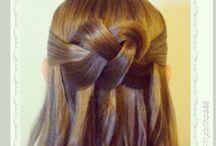 Pretty DIY Hair Idea / cool hair ideas!