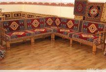 sark odası- ottoman's room
