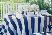 Tablescapes / Tables decorations for parties entertaining weddings
