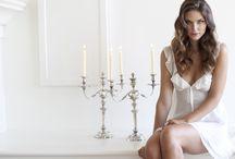Bridal | Christine Lingerie / Romantic and elegant lingerie perfect for a honeymoon