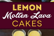 Lemon molten