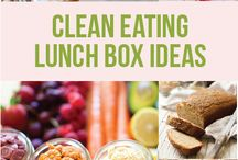 Lunch Box Ideas / Stuck in a lunch rut? Get some inspiration from all these awesome lunch box ideas we found. / by My Natural Family