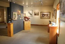 The Hunters / A brand new exhibit featuring predators from the permanent collection