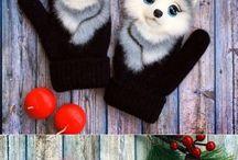 Inspired knit/crochet модное вязание