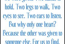 True Words / by Caroline Miller