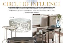 Style Directions - Circle of Influence