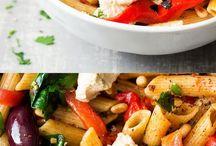 Pasta / Pasta recipes and ideas