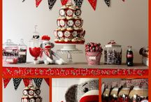 party ideas / by Nikki Campbell (Positive Pins)