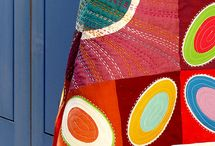 Patchwork and Textiles / Fabric / by Janey Pugh