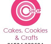 Sugar Craft Shop List