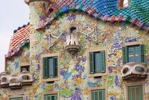 The wonderful work of Gaudi