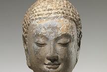 Будды, бодхисаттвы и танка (тхангка, кутханг)