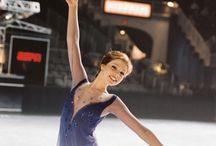 Tuniques danse sur glace