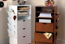 Sewing/Craft Room Ideas / by Diane Pierce