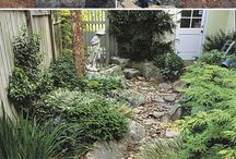 Landscape-Dry Creek Idea's / by Linda Finni
