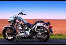 Harley Davidson / by Gregor Machado