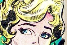 Romantic comics//artsy