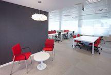 Interior design: offices / by Mueble de España