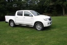 Toyota Hilux Invincible Build / Devon 4x4 Toyota Hilux Invincible double cab 3.0D auto RHD expedition car. This car is for sale contact 01769 550900. For more details  http://www.devon4x4.com/index.php?option=com_k2&view=item&id=1089:toyota-hilux-invincible-double-cab-30d-auto&Itemid=5