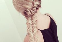 Hairstyles / Easy and beauty hairstyles