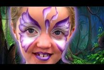 Face painting / by Debi Pack