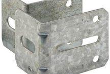 Hardware - Shelf Brackets & Supports