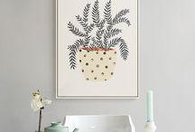 botanic painting