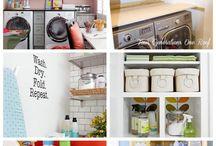 Organisation de la maison / Conseils, trucs et astuces pour une maison toujours rangée.