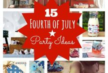 Fourth of July! / by Amber Morris