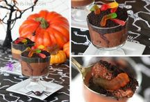 Hall-O-weeen / Ideas and recipes for Halloween.  / by Katie C