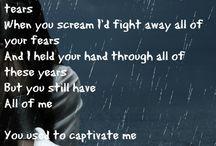 Songs Lirics